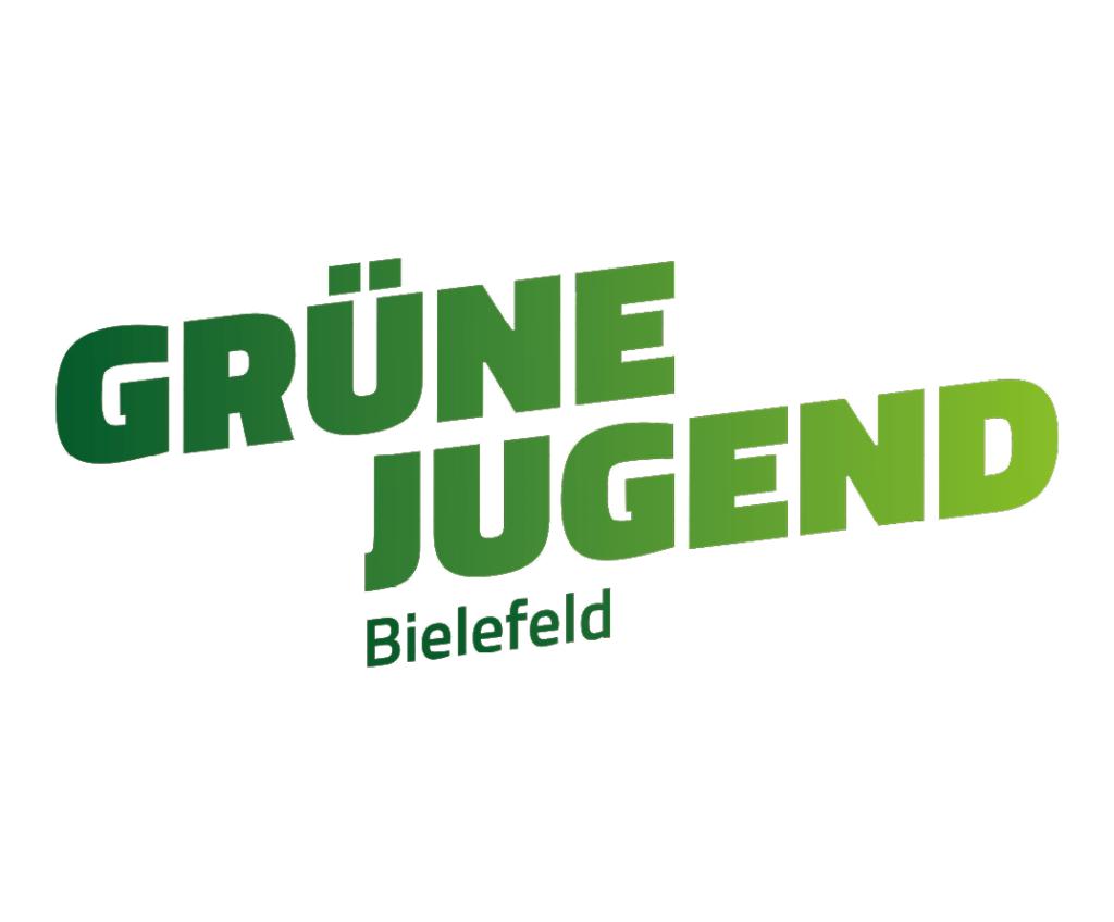 Logo Grüne Jugend Bielefeld