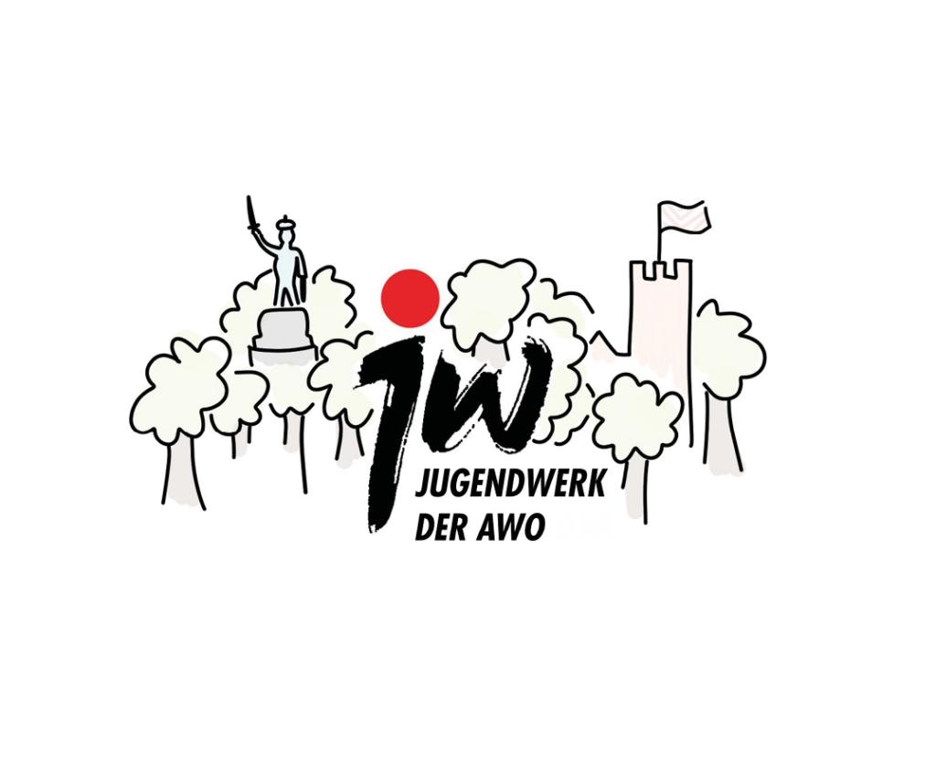 Logo Jugendwerk der AWO