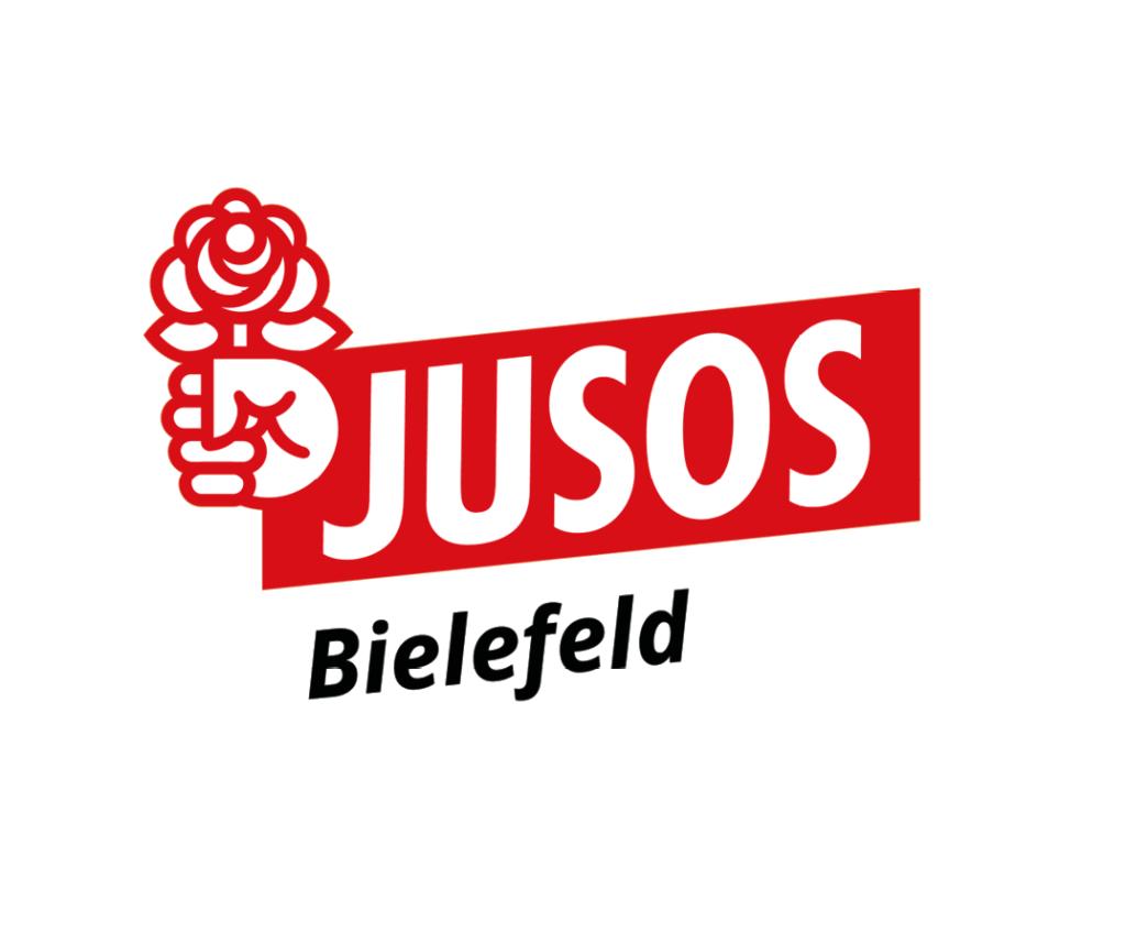 Logo Jusos Bielefeld
